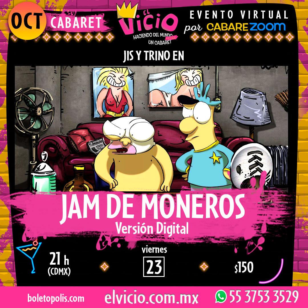 JAM de Moneros