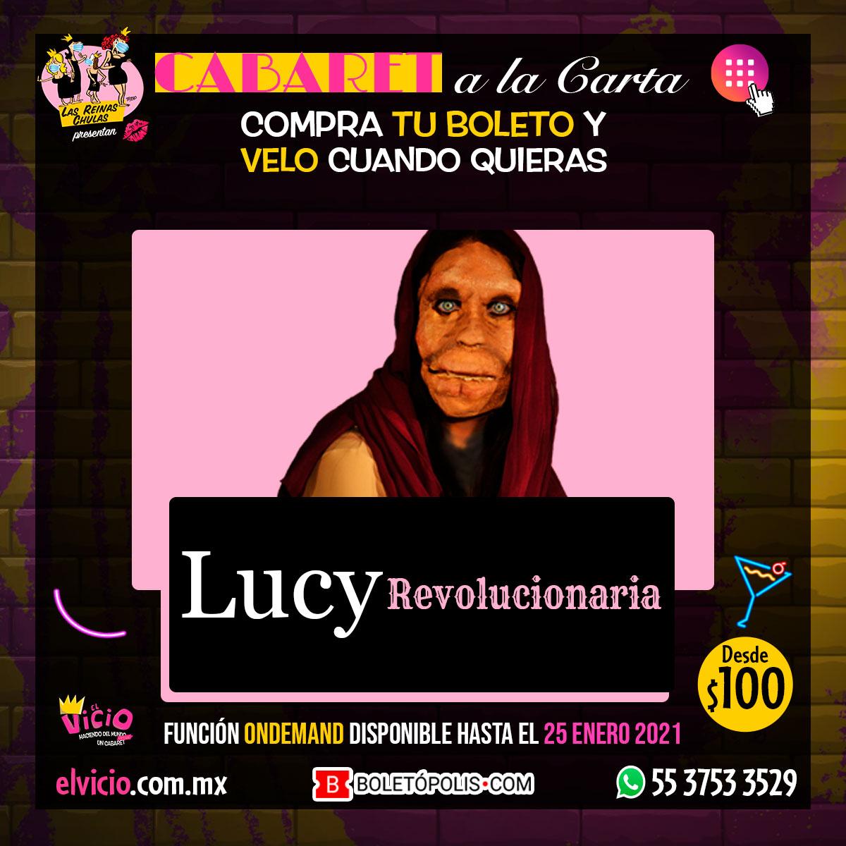 Lucy Revolucionaria